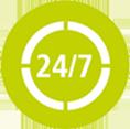 Monitoramento de Atividades 24/7 - Relógio com GPS TomTom Spark Cardio