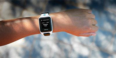 Pulseira TomTom Modelo 2016 Compatível com os relógios Runner 2 e Spark