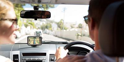 GPS Via 1505
